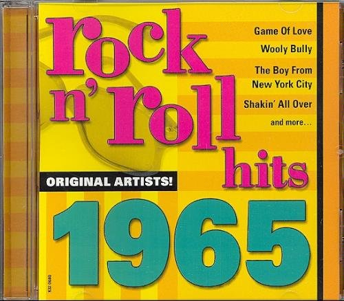 Rock N Roll Golden Hits 1965 Rock N Roll Golden Hits Ad Libs Fontana Gentrys Rock N Roll Golden Hits