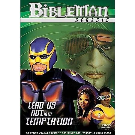 Bibleman Genesis Lead Us Not Into Temptation Nr