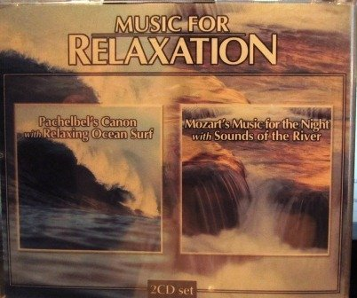 Music For Relaxation Relaxing Ocean Surf Sounds Of 2 CD Set Music For Relaxation