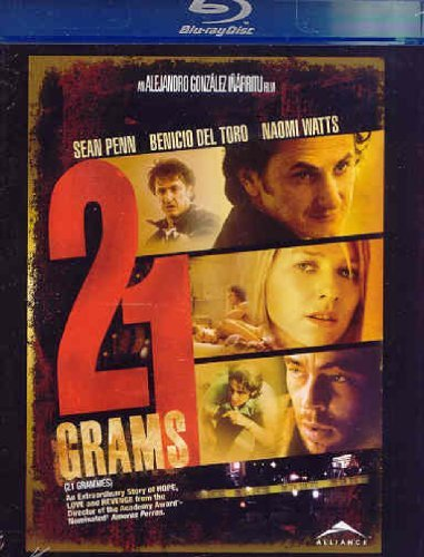 21 Grams 21 Grams Import Can Blu Ray