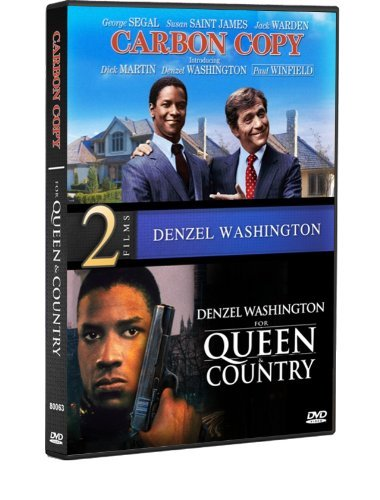 Carbon Copy For Queen & Country Washington Denzel Washington Denzel Double Feature