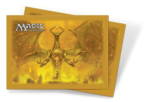 Card Sleeves Mtg 2013 Nicol Bolas Horizontal