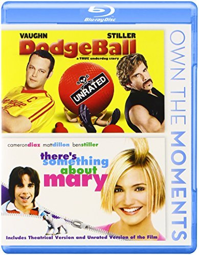 Dodgeball Theres Something Abo Dodgeball Theres Something Abo Blu Ray Ws Nr