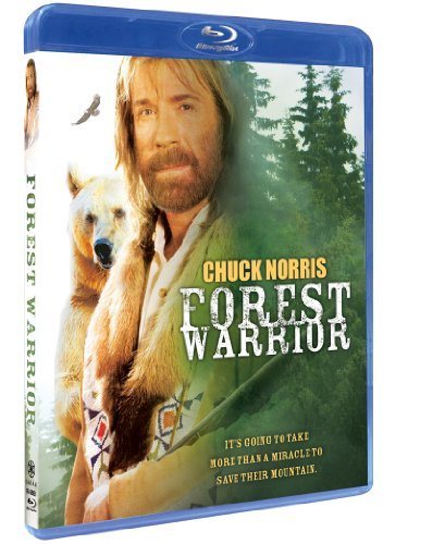 Forest Warrior Norris Chuck Blu Ray Ws Nr