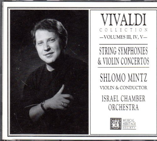 A. Vivaldi Collection Vol. 3 5 String Symp
