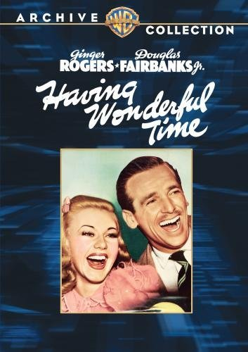 Having A Wonderful Time Rogers Fairbanks Conklin Bw DVD R Nr