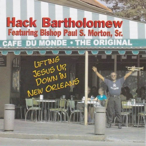 Hack Sr. Bartholomew Lifting Jesus Up Down In New Orleans