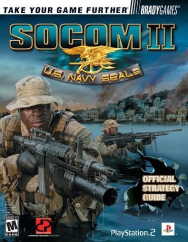 Thomas Layton Socom Ii U.S. Navy Seals Official Strategy Guide