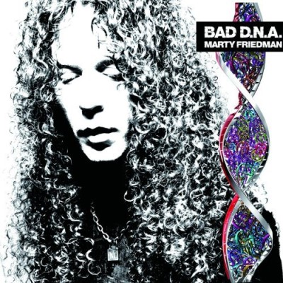 Marty Friedman Bad D.N.A.