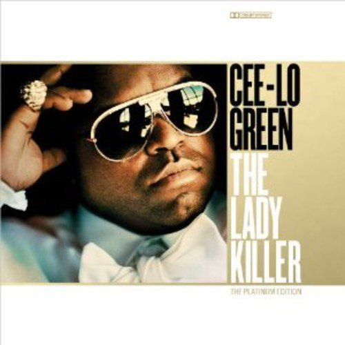 Cee Lo Green Lady Killer Platinum Edition Import Eu