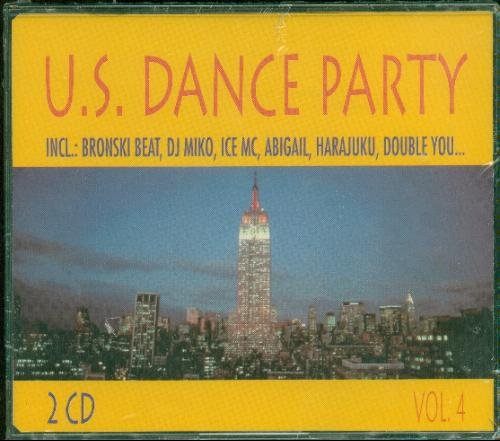 U.S. Dance Party Vol. 4 U.S. Dance Party