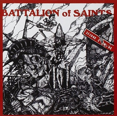 Battalion Of Saints Second Coming Live At The Cbgb