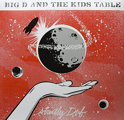 Big D & The Kids Table Built Up From Nothing Strictl 2 Lp
