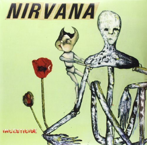 Nirvana Incesticide 20th Anniversary 45 Rpm Edition 2 Lp