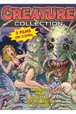 Creature Collection Creature Collection Nr 2 DVD