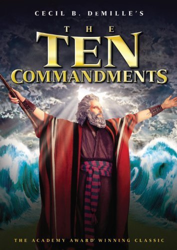 Ten Commandments (1956) Heston Brynner De Carlo DVD G 2 DVD