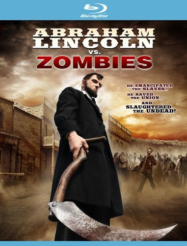 Abraham Lincoln Vs. Zombies Oberst Vail Norman Ws Blu Ray Nr