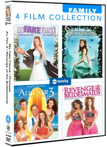 Abc Family 4 Pack Abc Family 4 Pack Nr 2 DVD