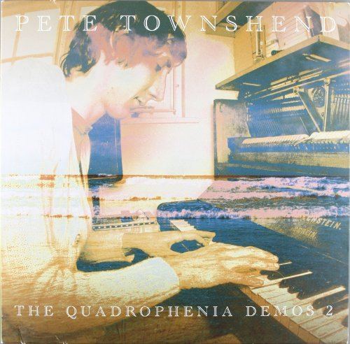 Pete Townshend Quadrophenia Demos 2 Import Eu