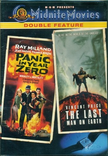 Panic In Year Zero Last Man On Earth Double Feature