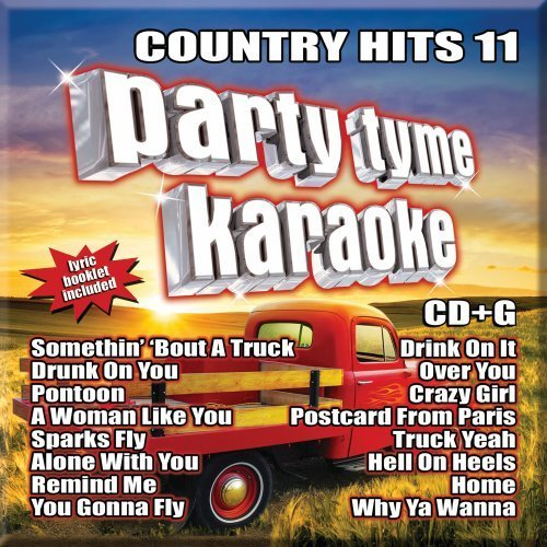 Party Tyme Karaoke Country Hits 11