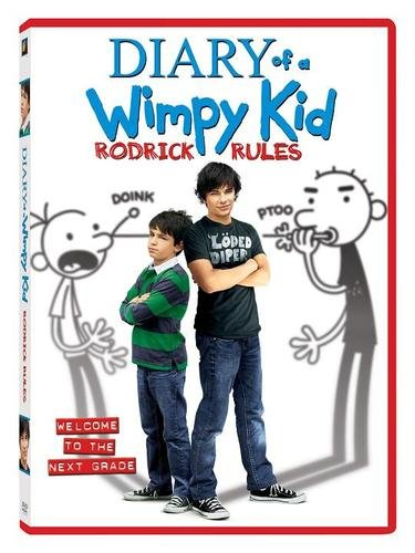 Diary Of A Wimpy Kid Rodrick Rules Diary Of A Wimpy Kid Rodrick Rules