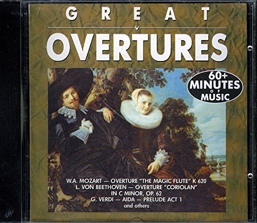 Great Overtures Great Overtures