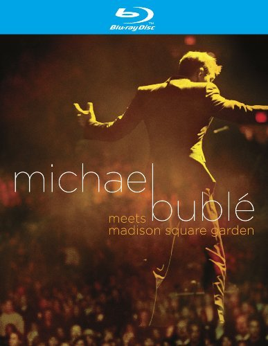 Michael Buble Michael Buble Meets Madison Sq Blu Ray