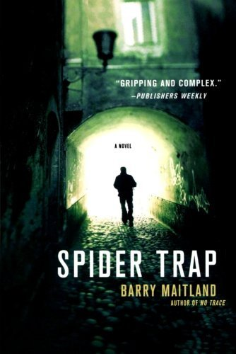 Barry Maitland Spider Trap