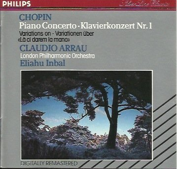 Chopin F. Pno Con 1 Variations