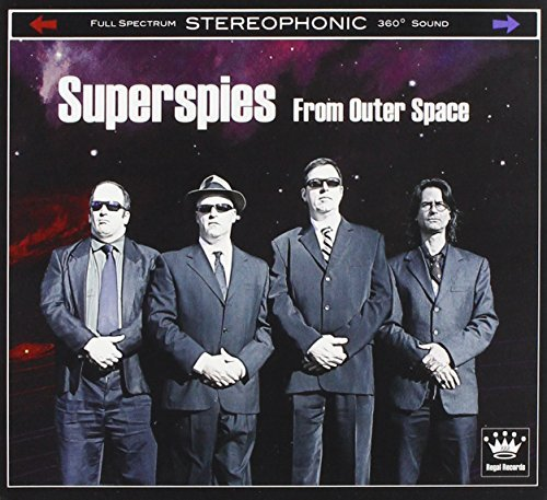 Superspies Superspies From Outer Space