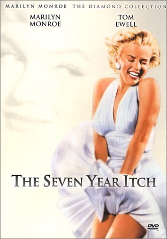 Seven Year Itch Monroe Ewell