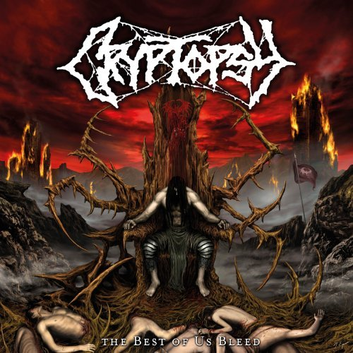 Cryptopsy Best Of Us Bleed 2 CD