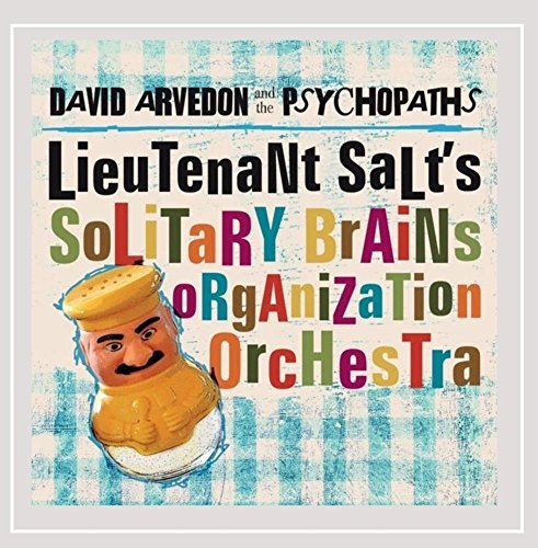 David & The Psychopath Arvedon Lieutenants Salt's Solitary Br