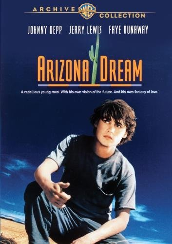 Arizona Dream Depp Lewis Dunaway Made On Demand R