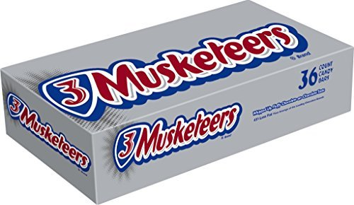 Candy 3 Musketeer