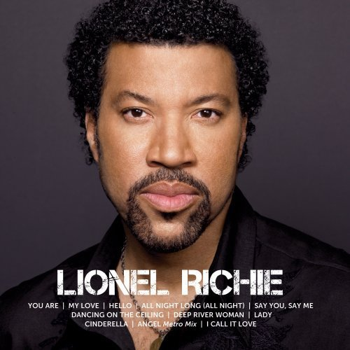 Lionel Richie Icon