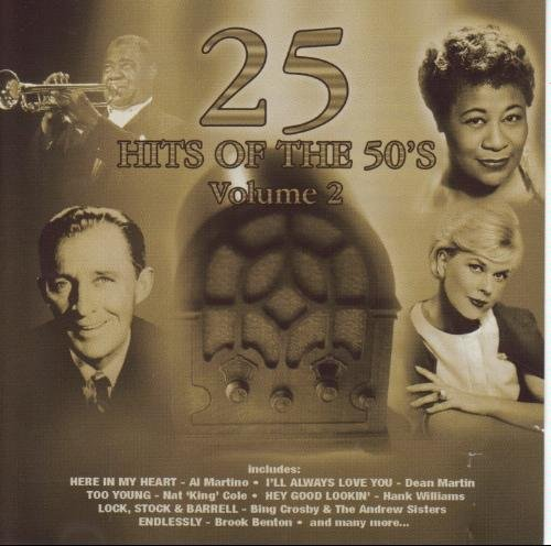 25 Hits Of The 50's Vol. 2 25 Hits Of The 50's
