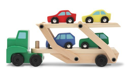 Toy Car Carrier 6