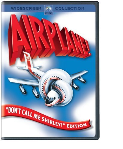 Airplane Nielsen Hays Stack Bridges DVD Pg Ws