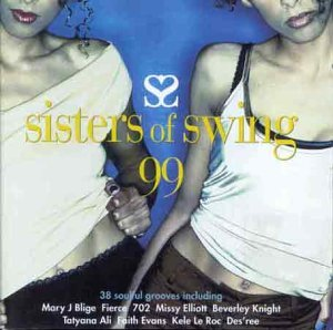 Various Artists Sisters Of Swing 99