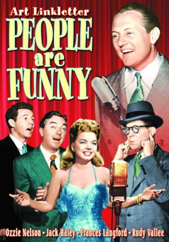 People Are Funny (1946) Linkletter Vallee Bw Nr