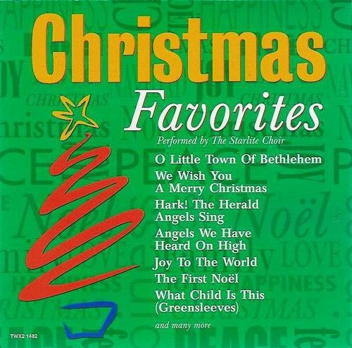 Starlite Choir Christmas Favorites