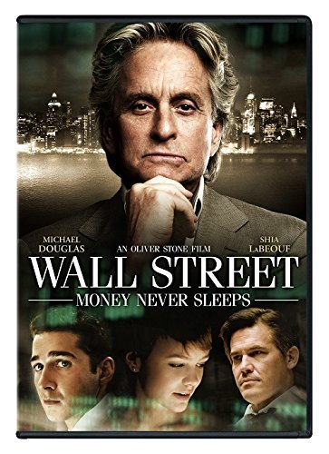 Wall Street Money Never Sleep Douglas Le Bouf Mulligan