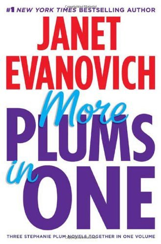 Janet Evanovich More Plums In One