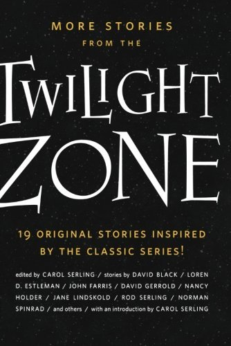 Carol Serling More Stories From The Twilight Zone