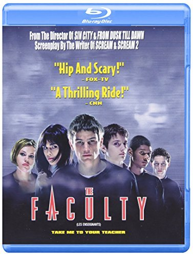 Faculty (1998) Faculty Import Can Blu Ray