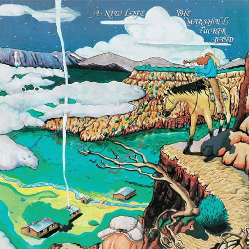 Marshall Tucker Band New Life 180gm Vinyl