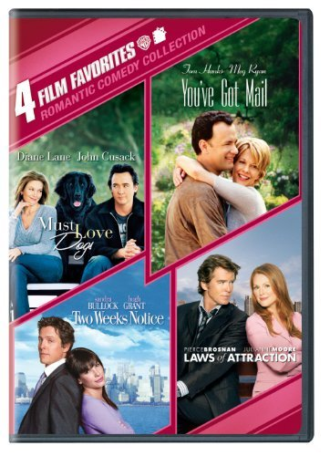 Romantic Comedy Colletion 4 Film Favorites Ws Nr 2 DVD