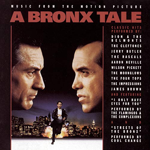 Various Artists Bronx Tale Neville Hendrix Brown Reese Moody Blues Pickett Cleftones